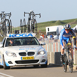 Olympia's Tour 2013 proloog Katwijk Arno van der Zwet