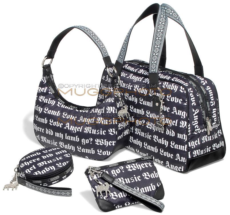 le sport sac nylon bag collection by gwen stefani