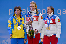 March 12th 2014 - Alpine Skiing Slalom and Nordic Skiing 12.5/10km Medal Ceremonies
