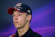 June 5-7, 2015: Canadian Grand Prix: Daniil Kvyat, (RUS), Red Bull-Renault