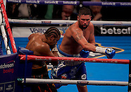 David Haye v Tony Bellew 040317