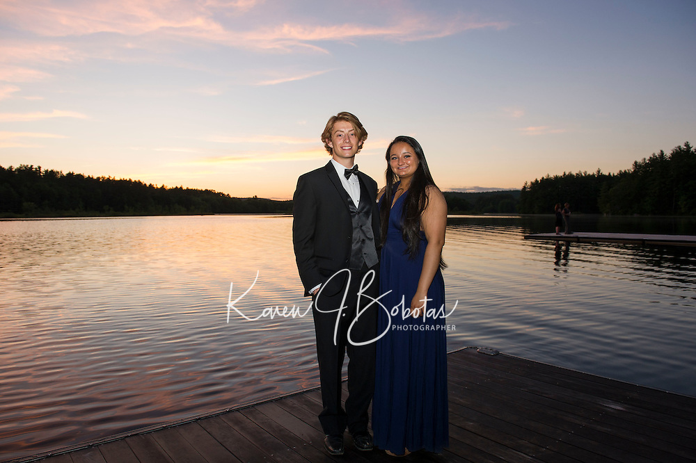 St Paul's School prom night.  ©2016 Karen Bobotas Photographer