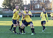 Moneyfields v Bournemouth Poppies - 06/12/2014