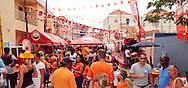 Koningsdag, Punda, Curaçao 2014