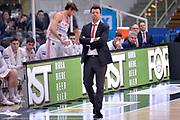 Spiro Leka<br /> Dolomiti Energia Aquila Basket Trento - Consultinvest Victoria Libertas Pesaro<br /> Lega Basket Serie A 2016/2017<br /> Trento, 26/03/2017<br /> Foto M. Ceretti / Ciamillo - Castoria