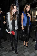 21.NOVEMBER.2012. LONDON<br /> <br /> ROSIE FORTESCUE AND MILLIE MACKINTOSH ATTEND THE LAUNCH PARTY FOR NEW SHOP SUPERTRASH.<br /> <br /> BYLINE: EDBIMAGEARCHIVE.CO.UK<br /> <br /> *THIS IMAGE IS STRICTLY FOR UK NEWSPAPERS AND MAGAZINES ONLY*<br /> *FOR WORLD WIDE SALES AND WEB USE PLEASE CONTACT EDBIMAGEARCHIVE - 0208 954 5968*