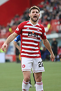 Hamilton Accademical midfielder Tony Andreu (22)  during the Ladbrokes Scottish Premiership match between Hamilton Academical FC and Rangers at New Douglas Park, Hamilton, Scotland on 24 February 2019.