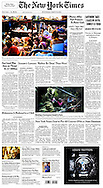 "THE NEW YORK TIMES. ""Inmate's Lament: 'Rather Be Dead Than Here'"" A1. By Randy Archibald.  March 14, 2012."