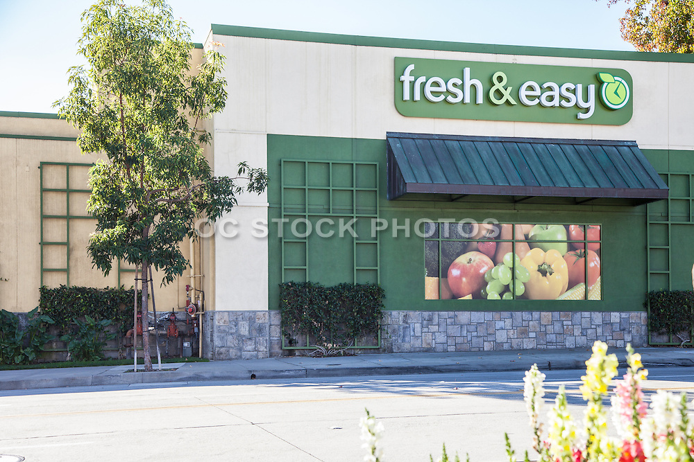 Fresh & Easy Grocery Chain