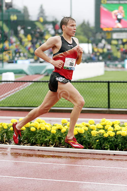 Olympic Trials Eugene 2012: men's 10,000 meter final, Ben True