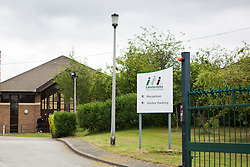 "© Licensed to London News Pictures. 24/06/2015. Bradford.UK. Picture shows Laisterdyke  Business and Enterprise College in Bradford which is the centre of a Police investigation into a hate crime after a school staff member allegedly shared a post by far-right organisation Britain First which described the Niqab, or Islamic face veil as offensive. A letter sent by school principal Jen McIntosh to parents said ""You may be aware of the tasteless and offensive Facebook post regarding the Hijab allegedly posted by a member of staff"" .Photo credit : Andrew McCaren/LNP"