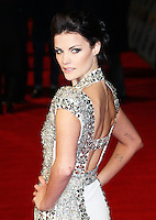 Jaimie Alexander, The Last Stand European Film Premiere, Odeon West End Cinema Leicester Square, London UK, 22 January 2013, (Photo by Richard Goldschmidt)