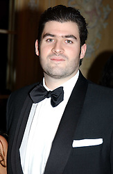 ZAFAR RUSHDIE son of writer Salman Rushdie at the Conde Nast Traveller magazine Tsunami Appeal Dinner at the Four Seasons Hotel, Hamilton Place, London W1 on 2nd March 2005.<br /><br />NON EXCLUSIVE - WORLD RIGHTS