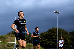 Richard Capstick of Exeter Chiefs - Mandatory by-line: Robbie Stephenson/JMP - 02/09/2019 - RUGBY - Sandy Park - Exeter, England - Exeter Chiefs Preseason Training