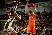 Miyem Nwal-Endene<br /> Passalacqua Ragusa vs Famila Schio<br /> Lega Basket Femminile 2017/2018<br /> Ragusa, 10/05/2018<br /> Foto E. Castoria/Ag. Ciamillo-Castoria