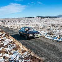 Car 51 Oliver Kreyden / Aileen Kreyden Alfa Romeo 1750 GTV