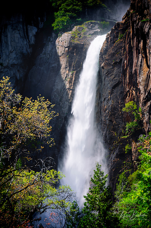 Lower Yosemite Falls,Yosemite National Park, California