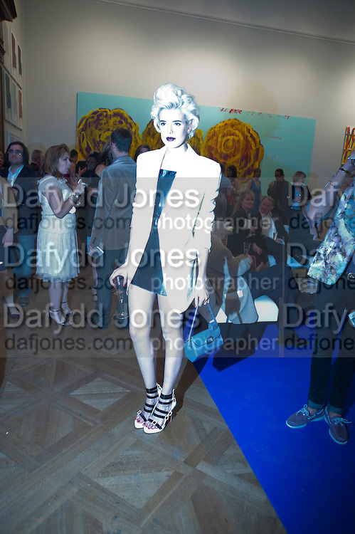AGYNESS DEYN, Royal Academy Summer Exhibition 2009 preview party. royal academy of arts. Piccadilly. London. 3 June 2009.