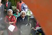 In verzorgingstehuis Rumah Kita in Wageningen wordt de jaarlijkse Indi&euml;-herdenking gehouden. Op 15 augustus 1945 capituleerde Japan, maar vlak daarna begon de bersiap periode in voormalig Nederlands-Indi&euml;. Met de herdenking wordt stil gestaan bij de roerige tijd, waarbij veel Indo's het land moesten verlaten.<br /> <br /> Residents of the nursing home for Dutch-Indonesian people Rumah Kita in Wageningen are attending a commemoration for the capitulation of Japan at the Indonesian war. After the war ended a new era started, where most of the Euro-Indonesian people had to leave the country.