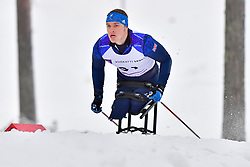 MEENAGH Scott, GBR, LW12 at the 2018 ParaNordic World Cup Vuokatti in Finland