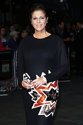 Rita Wilson arriving for the premiere of Captain Phillips on the opening night of the London Film Festival, Wednesday, 9th October 2013. Picture by Stephen Lock / i-Images