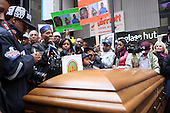 The National Action Network's National Day of Outrage held in Times Square in NYC