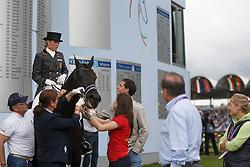 Barbancon Mestre Morgan, (ESP), Painted Black, Philippaerts Nicola, (BEL)<br /> Grand Prix Special<br /> European Championships - Aachen 2015<br /> © Hippo Foto - Dirk Caremans<br /> 15/08/15
