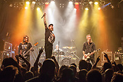 In Flames at The Phoenix Concert Theatre.<br />