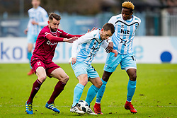 Jan Humar of ND Gorica during football match between NK Triglav Kranj and ND Gorica in Round #24 of Prva Liga Telekom Slovenije 2017/18, on March 18, 2018 in Sportni park Kranj, Kranj, Slovenia. Photo by Ziga Zupan / Sportida