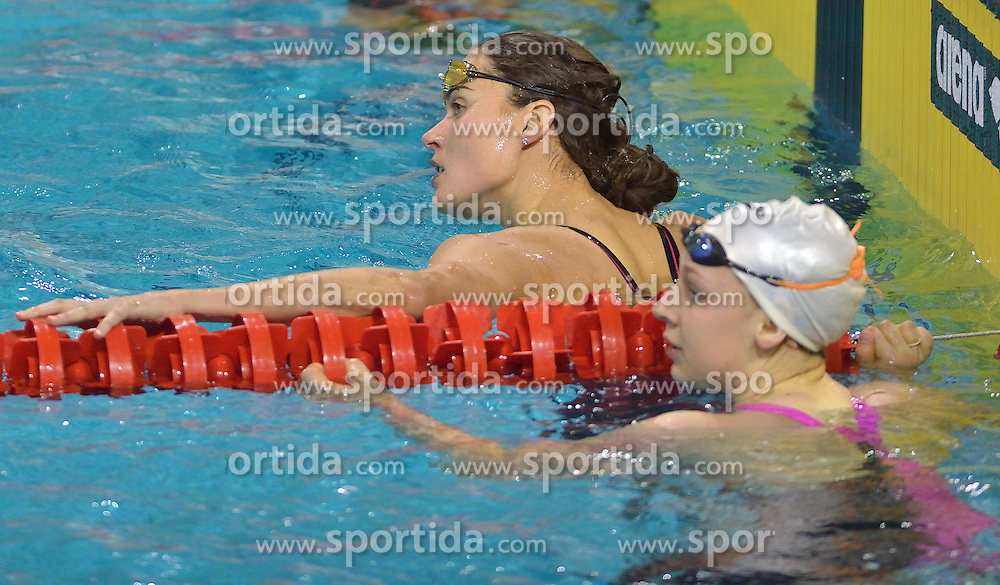 04-04-2015 NED: Swim Cup, Eindhoven<br /> Zsuzsanna Jakabos HUN, 200m butterfly<br /> Photo by Ronald Hoogendoorn / Sportida