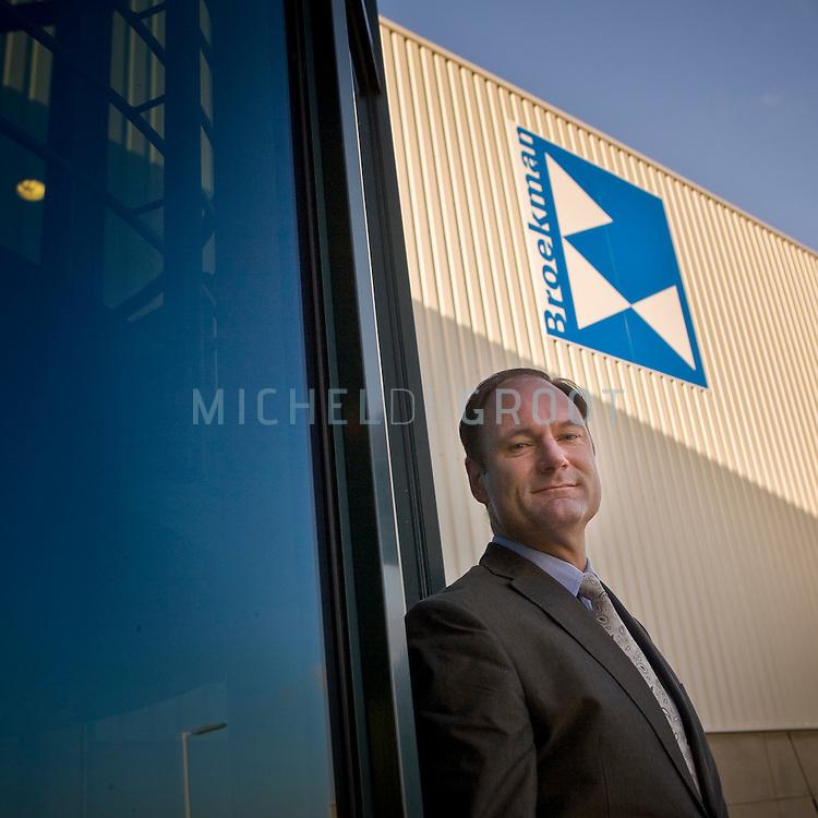 Frank van der Gevel, Directeur van Broekman Project Services