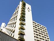 Hotel Intercontineltal de Panama. Referencia de la arquitectura de los anos 70.(©Victoria Murillo/Istmophoto)