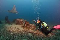 Diving days at Yap's Manta Fest 2010 at Manta Ray Bay Hotel, Yap, Micronesia