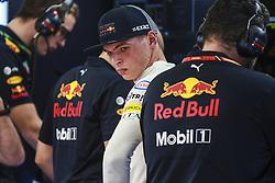 April 6, 2018 - Sakhir, Bahrain - Motorsports: FIA Formula One World Championship 2018, Grand Prix of Bahrain,#33 Max Verstappen (NDL, Red Bull Racing) (Credit Image: © Hoch Zwei via ZUMA Wire)