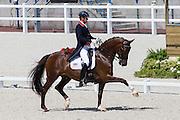 Gareth Hughes - DV Stenkjers Nadonna<br /> Test Event WEG Normandie 2014<br /> © DigiShots