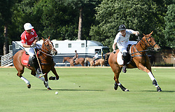 HRH PRINCE HARRY OF WALES at the Audi Polo Challenge 2013 at Coworth Park Polo Club, Berkshire on 3rd August 2013.