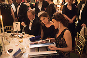 RAFFAELA MELEDANDRI; KIRA SACARELLO-TSERETELI;, Professor Mikhail Piotrovsky Director of the State Hermitage Museum, St. Petersburg and <br /> Inna Bazhenova Founder of In Artibus and the new owner of the Art Newspaper worldwide<br /> host THE HERMITAGE FOUNDATION GALA BANQUET<br /> GALA DINNER <br /> Spencer House, St. James's Place, London<br /> 15 April 2015