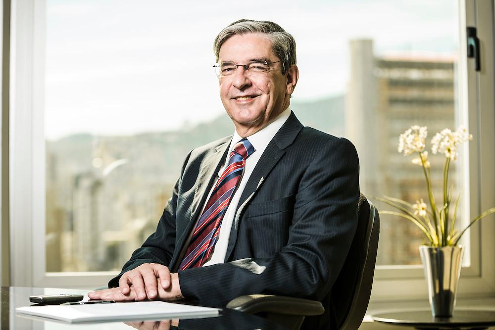 Belo Horizonte_MG, Brasil.<br /> <br /> Jose Carlos de Mattos, presidente da Gasmig.<br /> <br /> Jose Carlos de Mattos, president of Gasmig.<br /> <br /> Foto: RAFAEL MOTTA / NITRO