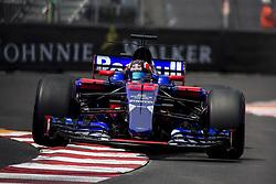 May 25, 2017 - Monaco, Monaco - 26 KVYAT Daniil from Russia of Toro Rosso Ferrari STR12 team Toro Rosso during the Monaco Grand Prix of the FIA Formula 1 championship, at Monaco on 25th of 2017. (Credit Image: © Xavier Bonilla/NurPhoto via ZUMA Press)