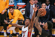 Basketball: 20170106 Los Ageles Lakers vs Miami Heat
