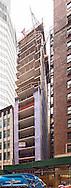 Construction Photo of 160 W. 56th St. Manhattan. Shot for CM&Associates of Newark NJ.