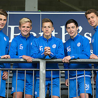 St Johnstone U20 New Recruits