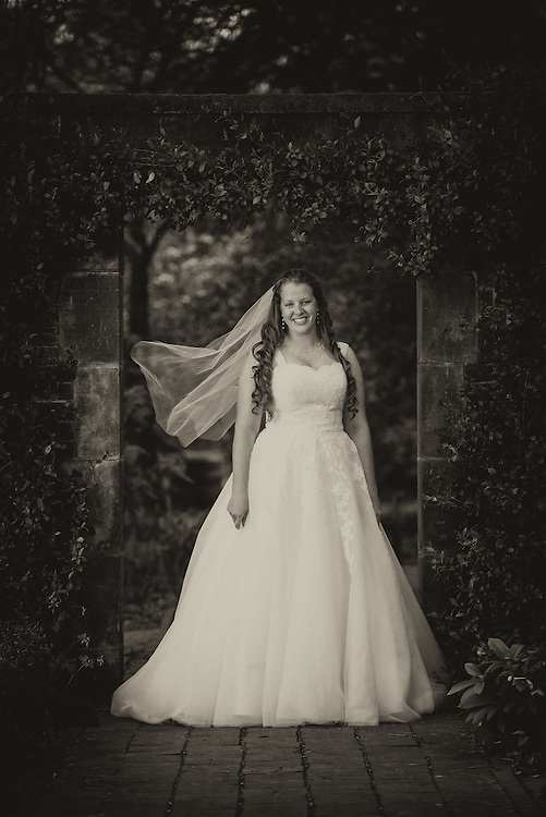 Hadley Bridal Portrait | New Bern NC Photographers
