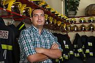 Bombeiro Vitor Nobrega 2016