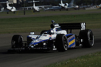 Marco Andretti, Rexall Edmonton Indy, Edmonton City Airport, Edmonton, AL CAN  7/26/08