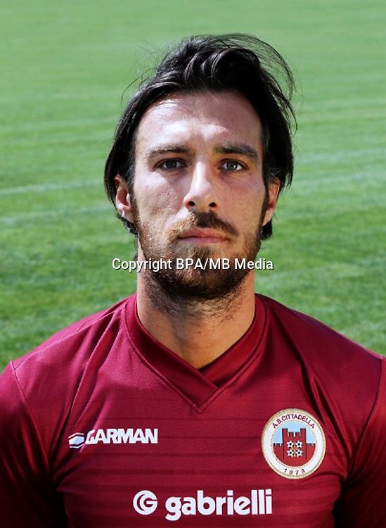 Italian League Serie B -2016-2017 / <br /> ( A.S. Cittadella ) - <br /> Manuel Pascali