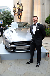 ALLEN LEECH at a party to celebrate the 100th anniversary of Aston Martin held at Freemason's Hall, 60 Great Queen Street, London WC2 on 20th July 2013.