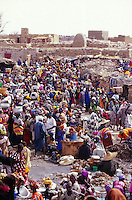 Mali,Dogon country-Sanga market
