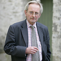 Angus Bremner<br /> Edinburgh, UK<br /> http://www.angusbremner.com<br /> <br /> Allan Massie at the Wigtown Book Festival, 2007.