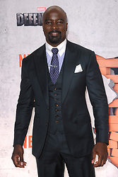 July 31, 2017 - New York, NY, USA - July 31, 2017  New York City..Mike Colter attending Marvel's 'The Defenders' TV show premiere on July 31, 2017 in New York City. (Credit Image: © Kristin Callahan/Ace Pictures via ZUMA Press)